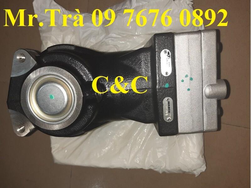 BƠM HƠI XE ĐẦU KÉO C&C K6100 - 35100A/W1