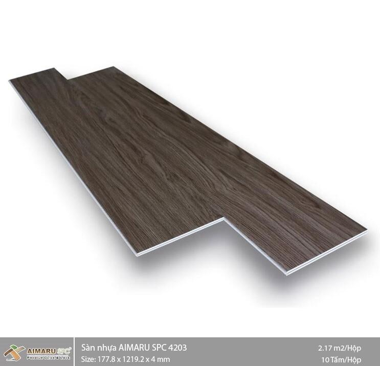 Sàn Nhựa Aimaru SPC 4203