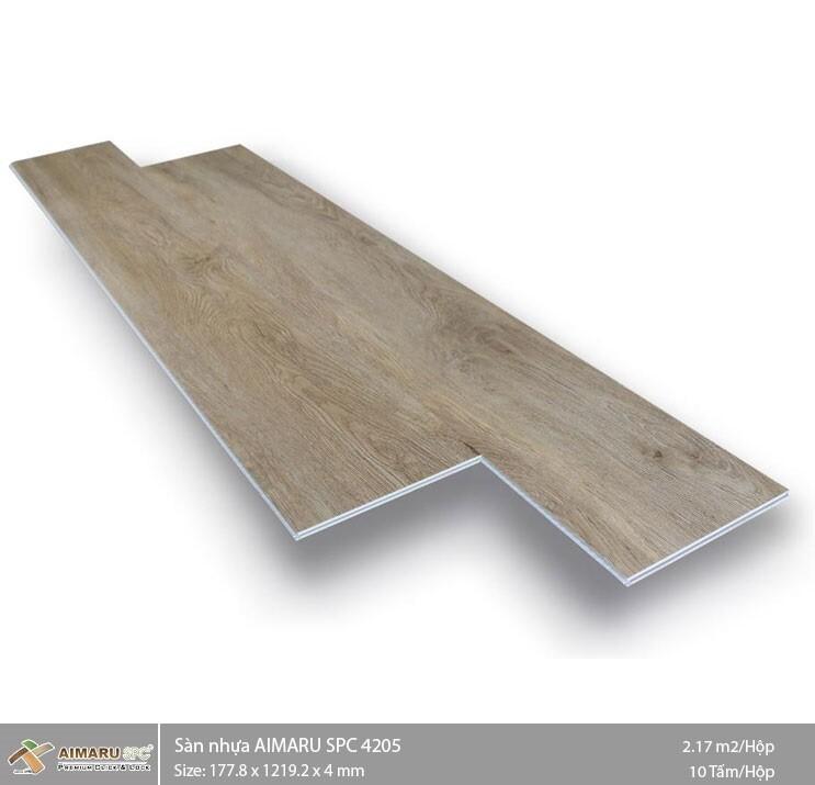 Sàn Nhựa Aimaru SPC 4205