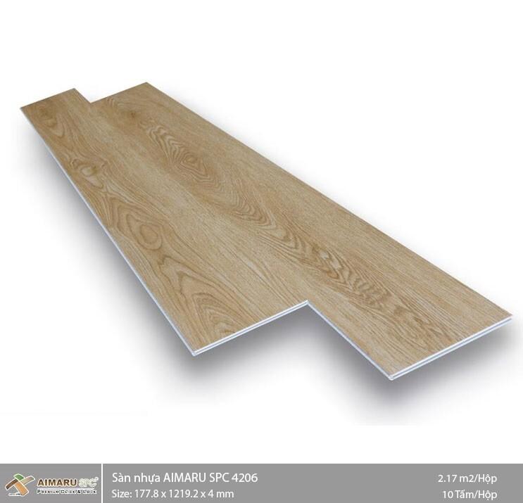 Sàn Nhựa Aimaru SPC 4206