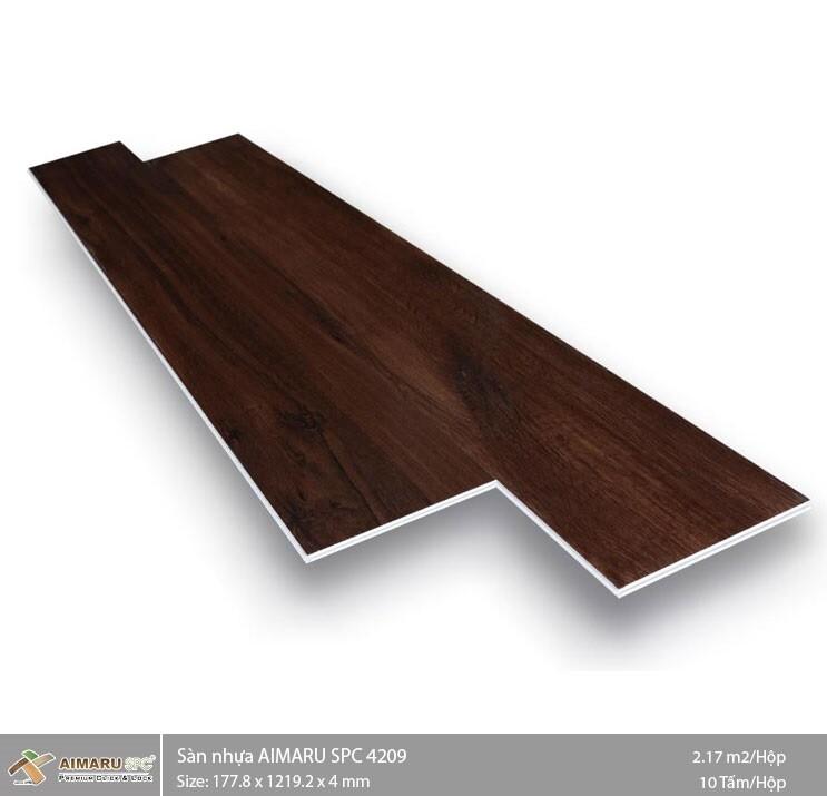 Sàn Nhựa Aimaru SPC 4209