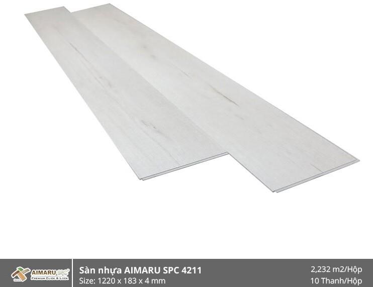Sàn Nhựa Aimaru SPC 4211