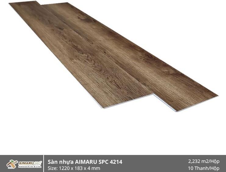 Sàn Nhựa Aimaru SPC 4214