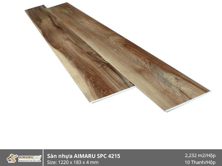 Sàn Nhựa Aimaru SPC 4215