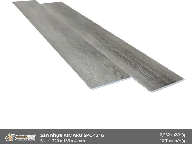 Sàn Nhựa Aimaru SPC 4216