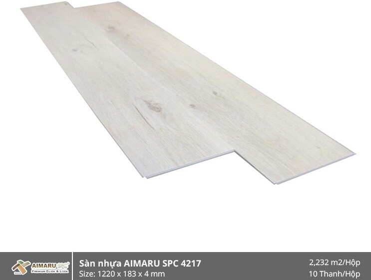 Sàn Nhựa Aimaru SPC 4217