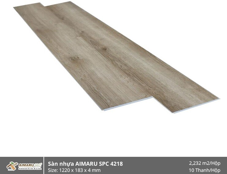 Sàn Nhựa Aimaru SPC 4218