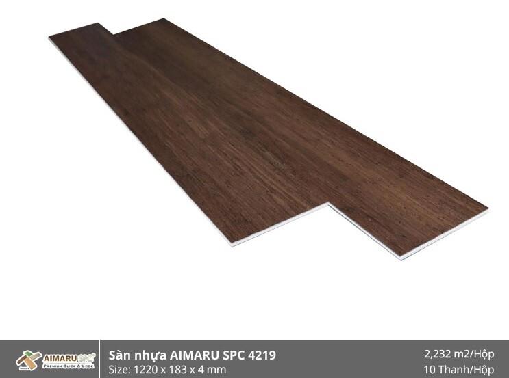 Sàn Nhựa Aimaru SPC 4219