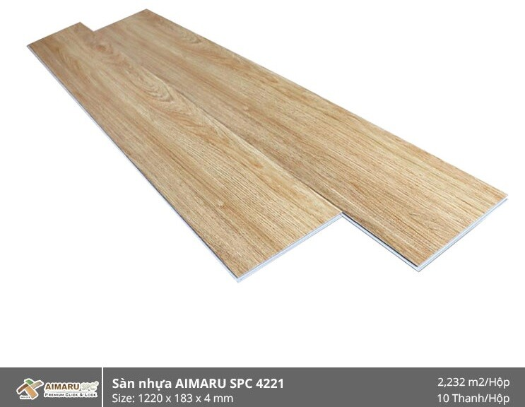Sàn Nhựa Aimaru SPC 4221