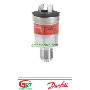 AKS 2050   Relative pressure transmitter   Máy phát áp suất tương đối   Danfoss Vietnam