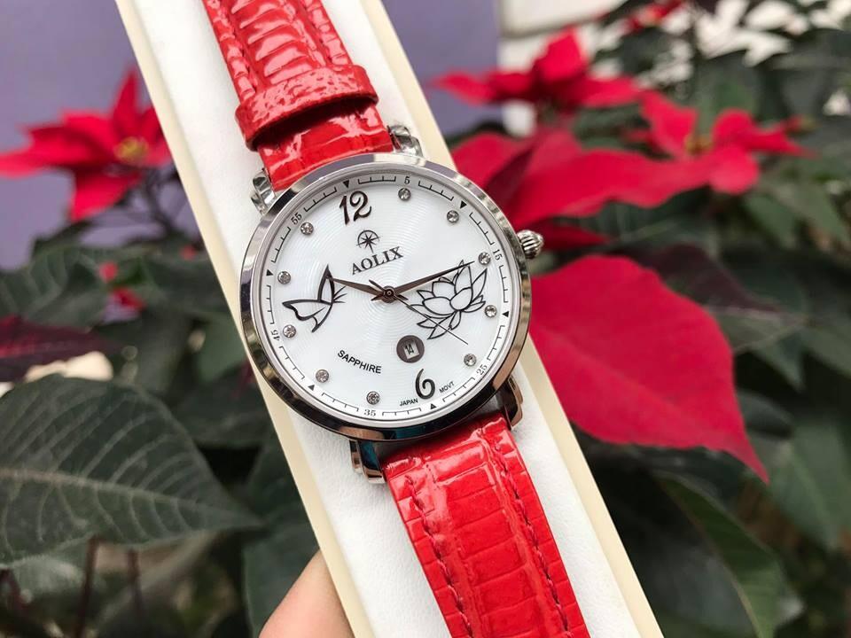 đồng hồ nữ chính hãng aolix al 1023l - mlrsst | hieutin.com
