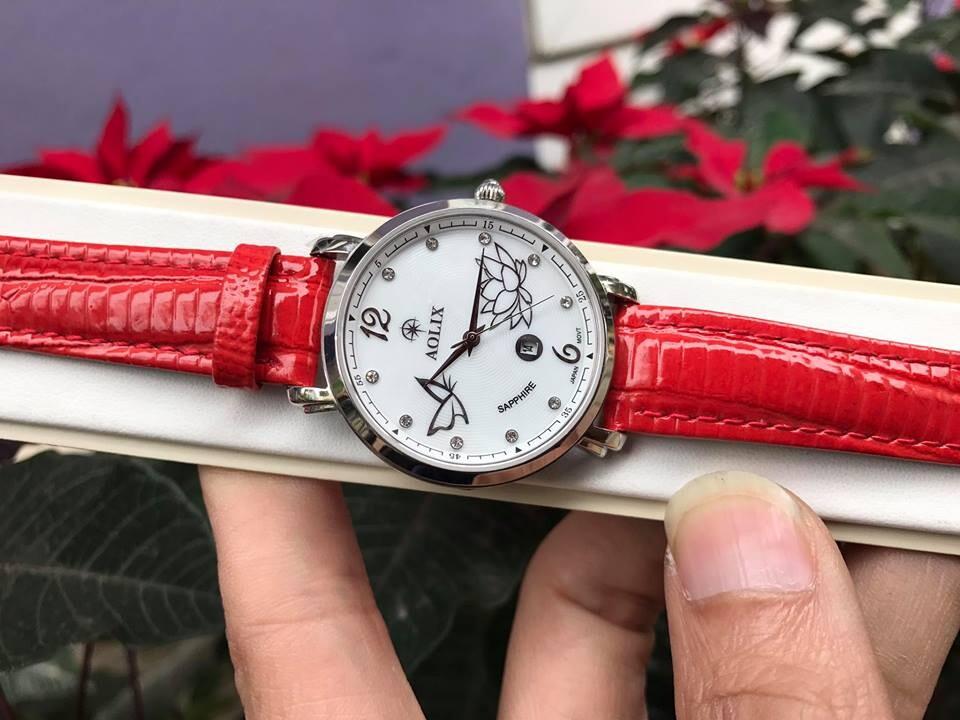 Đồng hồ nữ chính hãng Aolix al 1023l - mlrsst