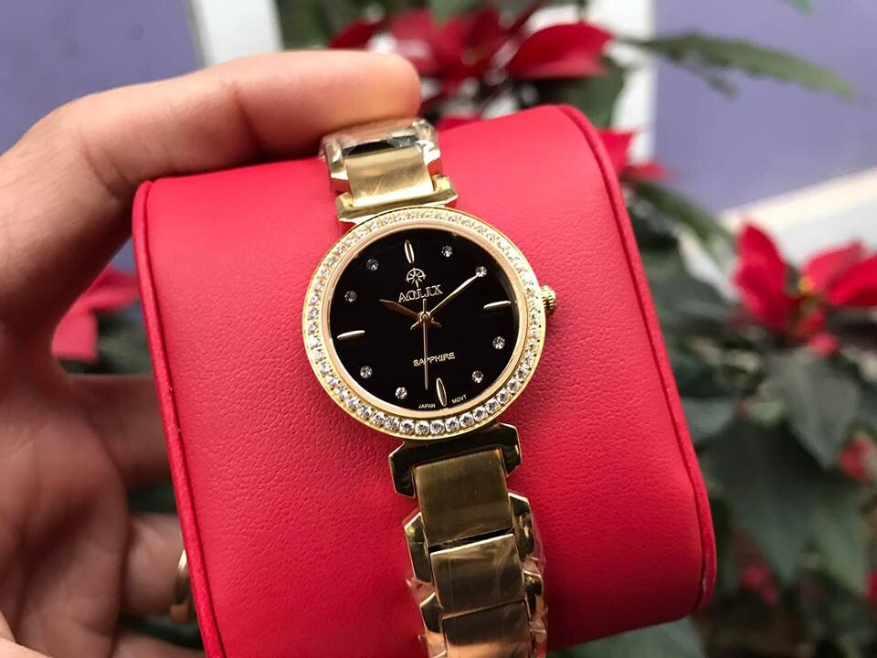 Đồng hồ lắc nữ chính hãng Aolix AL 1035L-kd
