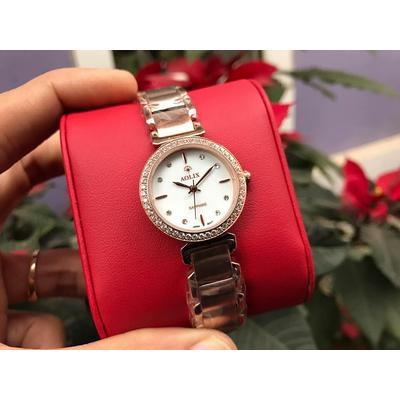 Đồng hồ lắc nữ chính hãng Aolix AL 1035L-krt
