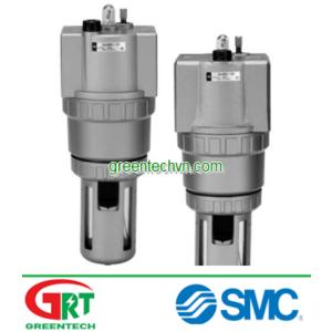 Multi-point lubricator / for compressed air AL series | Van tiết lưu SMC | SMC Vietnam | SMC