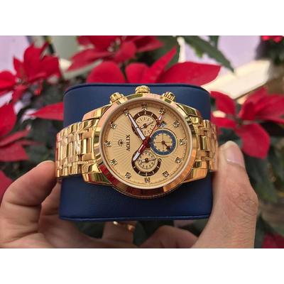 Đồng hồ nam chính hãng Aolix al 7049g - mkv