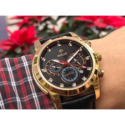 Đồng hồ nam chính hãng aolix al 7049g - mlkd