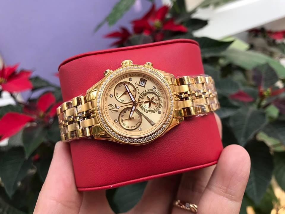 đồng hồ nữ chính hãng aolix al 7066l - mkv | hieutin.com