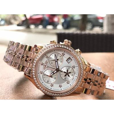 Đồng hồ nữ chính hãng aolix al 7066l - mkrt