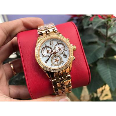 Đồng hồ nữ chính hãng aolix al 7066l - mkt