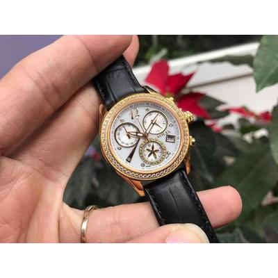 Đồng hồ nữ chính hãng aolix al 7066l - mlbkt