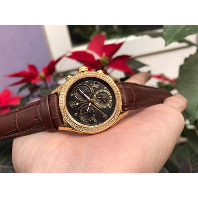 Đồng hồ nữ chính hãng aolix al 7066l - mlnkd