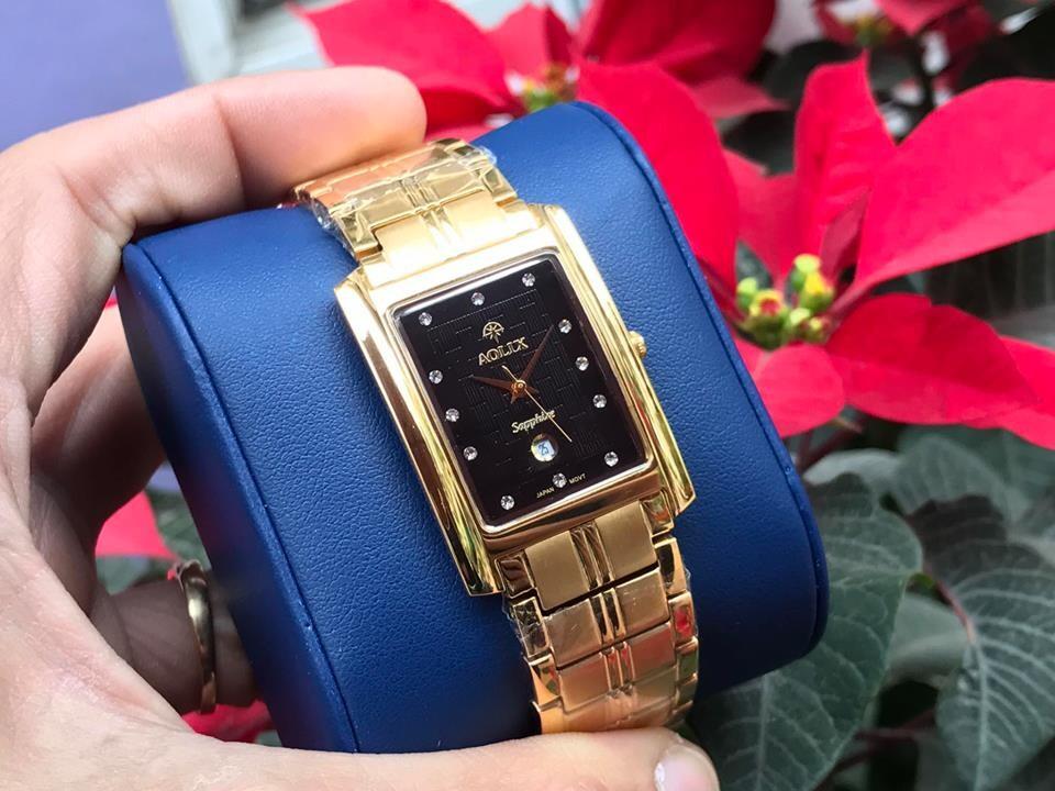 Đồng hồ nam chính hãng aolix al 9046g - mkd