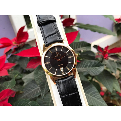 Đồng hồ nam chính hãng aolix al 9094g - mlkd