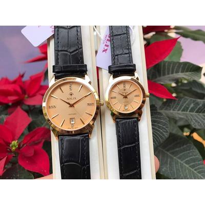 Đồng hồ cặp đôi chính hãng aolix al 9094 - mlkv
