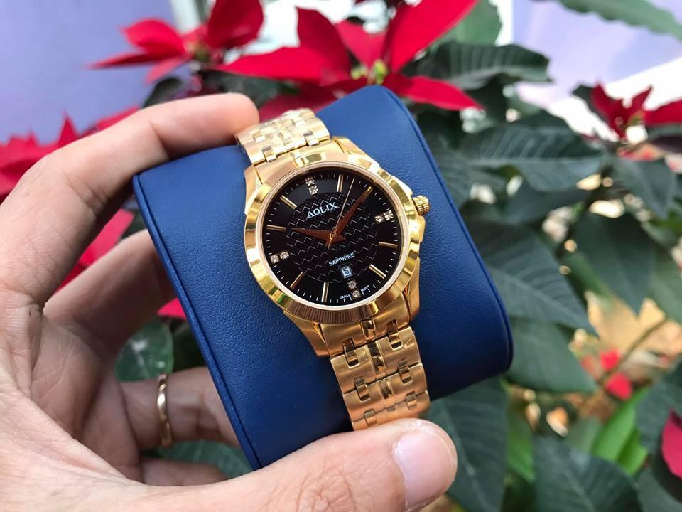 đồng hồ nữ chính hãng aolix al 9123l - mkd | hieutin.com