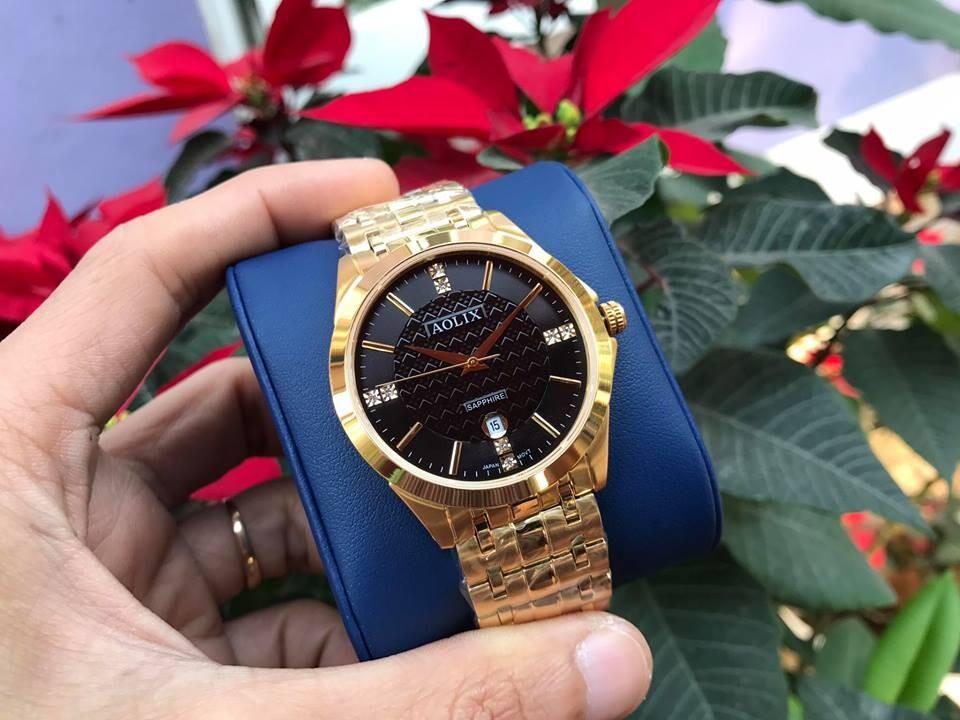 đồng hồ nam chính hãng aolix al 9123g