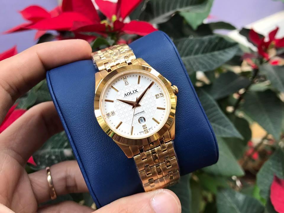đồng hồ nữ chính hãng aolix al 9123l - mkt | hieutin.com