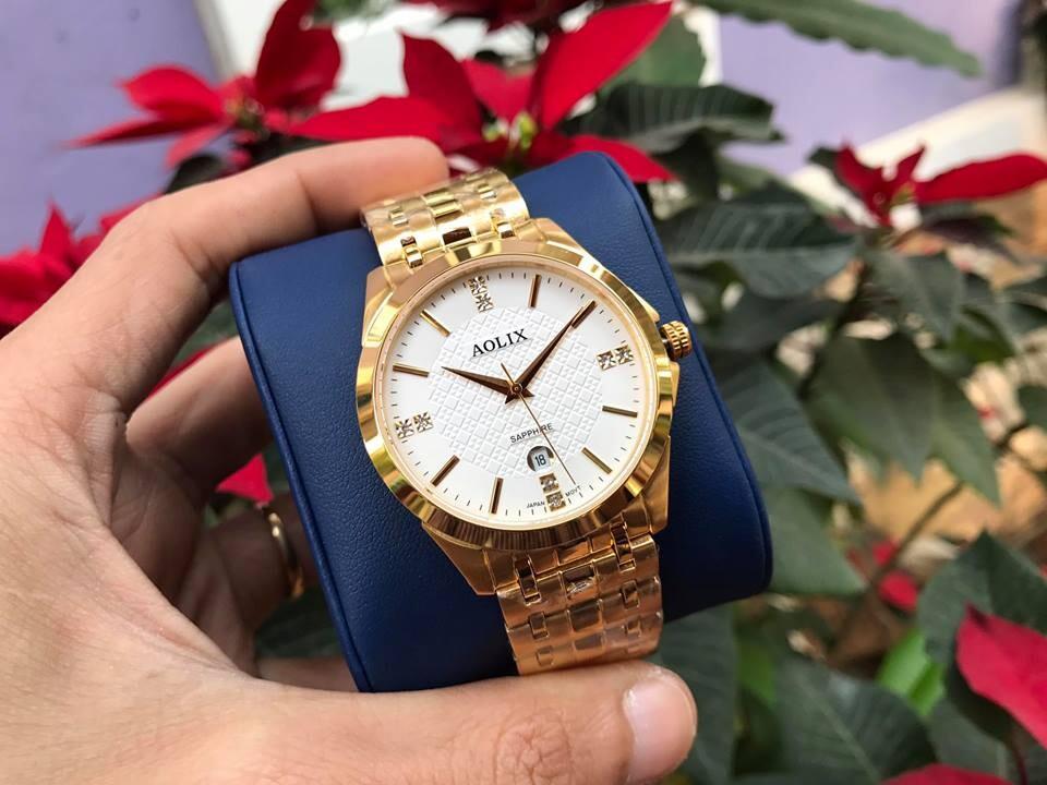 đồng hồ nam chính hãng aolix al 9123g - mkt | hieutin.com