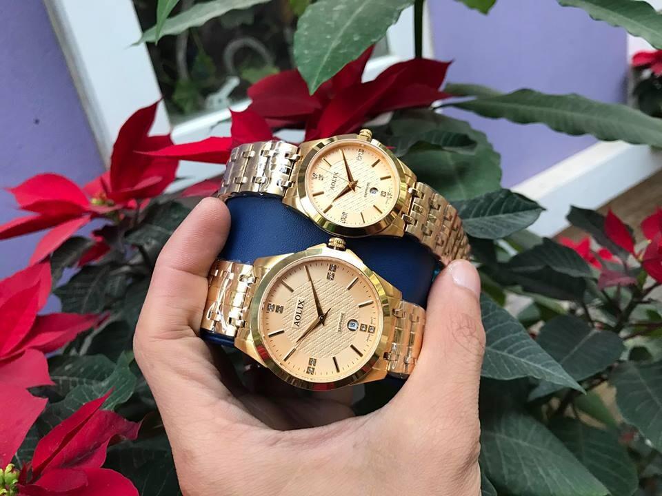 đồng hồ cặp đôi chính hãng aolix al 9123 - mkv | hieutin.com