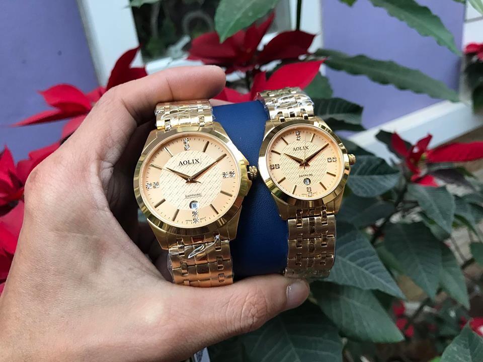 đồng hồ đôi aolix al 9123 - hieutin.com