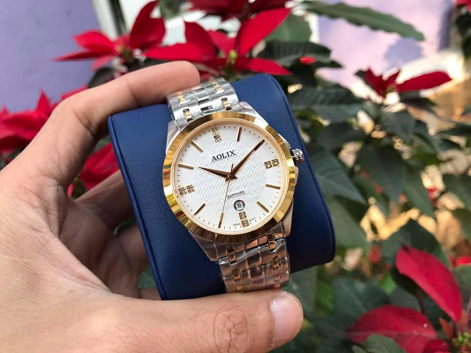 đồng hồ nam chính hãng aolix al 9123g - mskt | hieutin.com