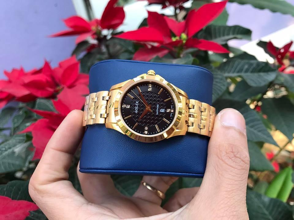 Đồng hồ nữ chính hãng Aolix al 9123l - mkd