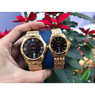 Đồng hồ đôi chính hãng Aolix al 9123 - mkd