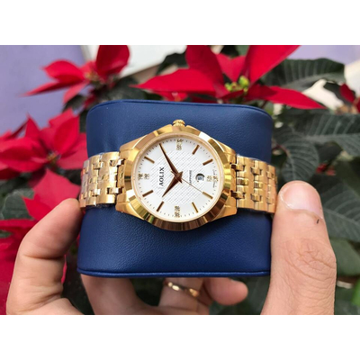 Đồng hồ nữ chính hãng Aolix al 9123l - mkt
