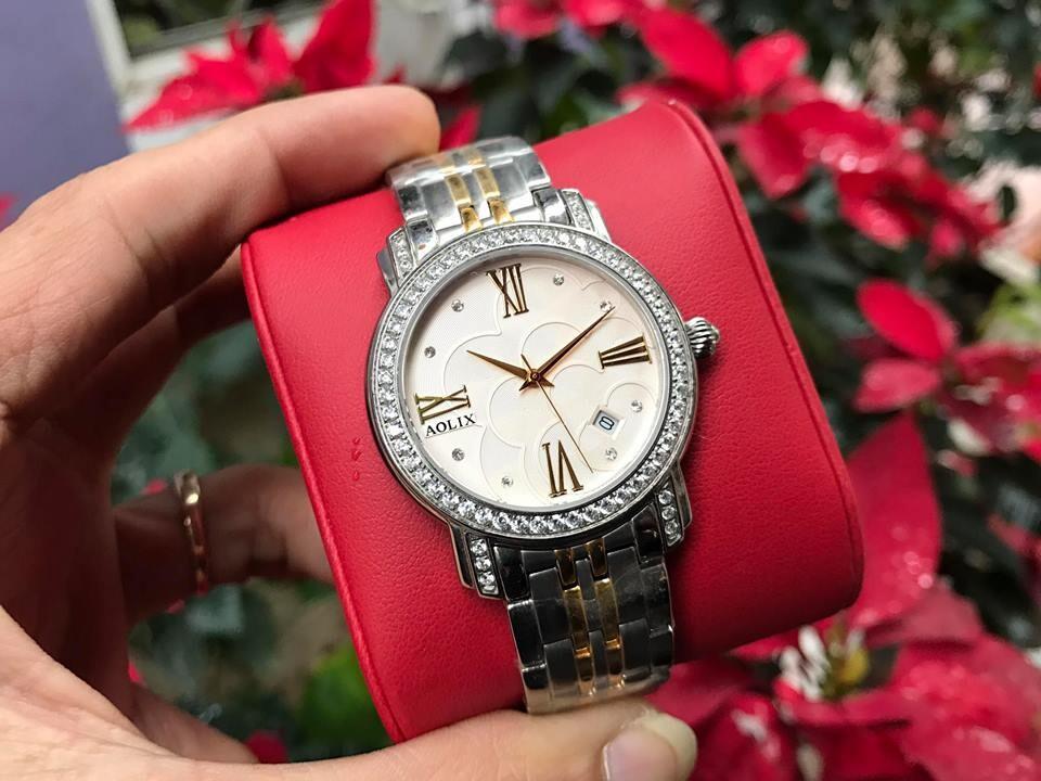 Đồng hồ nữ chính hãng Aolix al 1011l - mskp