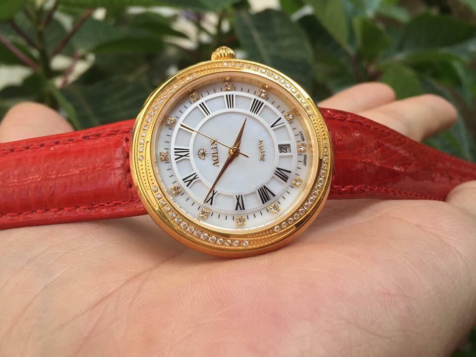 đồng hồ nữ chính hãng aolix al 1018l - mldkt | hieutin.com