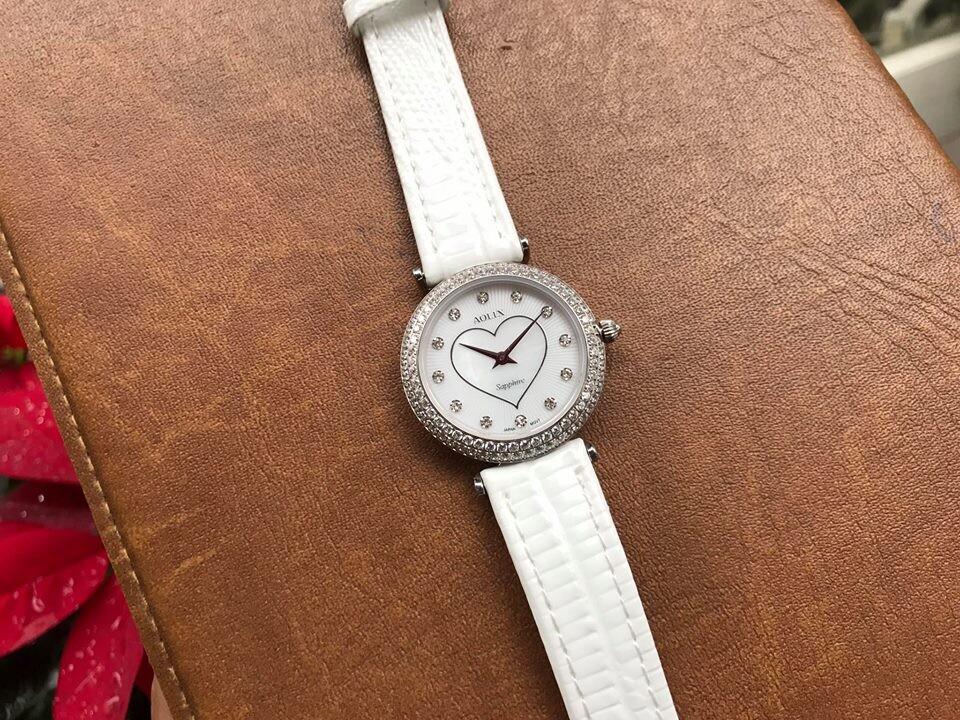 đồng hồ nữ chính hãng aolix al 1020lh - mltst