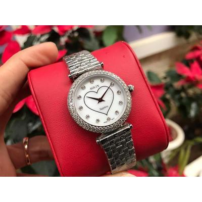 Đồng hồ nữ chính hãng aolix al 1020lh - msst