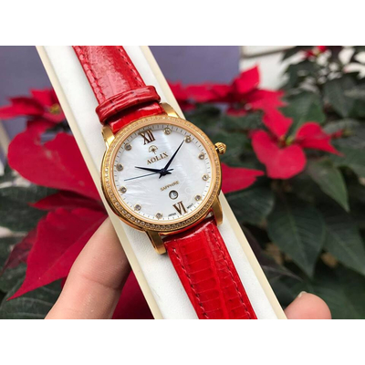 Đồng hồ nữ chính hãng Aolix al 1022l - mldkt