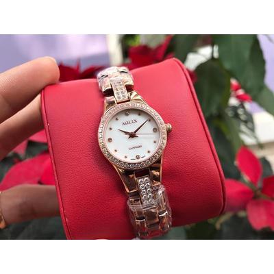 Đồng hồ nữ chính hãng Aolix al 1028l - mkrt