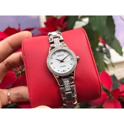 Đồng hồ nữ chính hãng Aolix al 1028l - msst