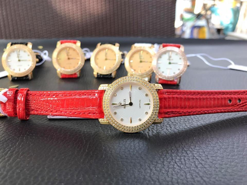 Đồng hồ nữ chính hãng aolix al 1031l - mldkt