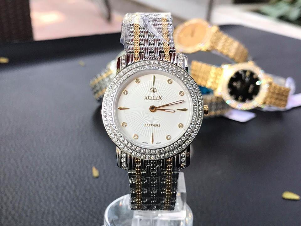 Đồng hồ nữ chính hãng aolix al 1031l - mskt