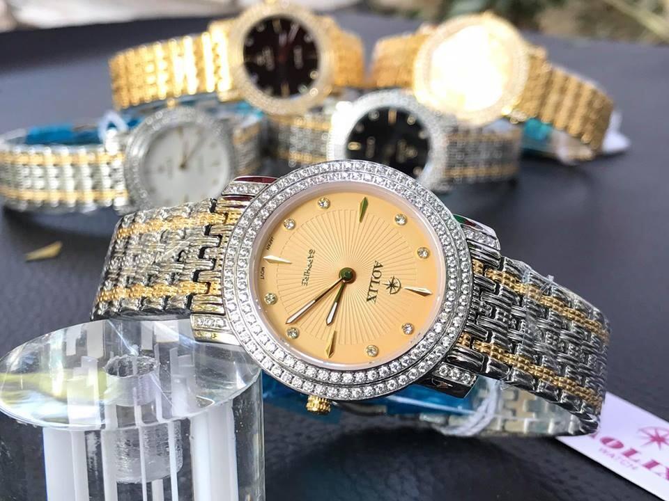 Đồng hồ nữ chính hãng aolix al 1031l - mskv