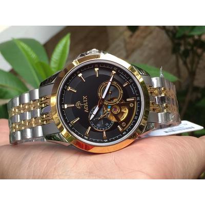 Đồng hồ nam tự động chính hãng Aolix al 3042g - mskd